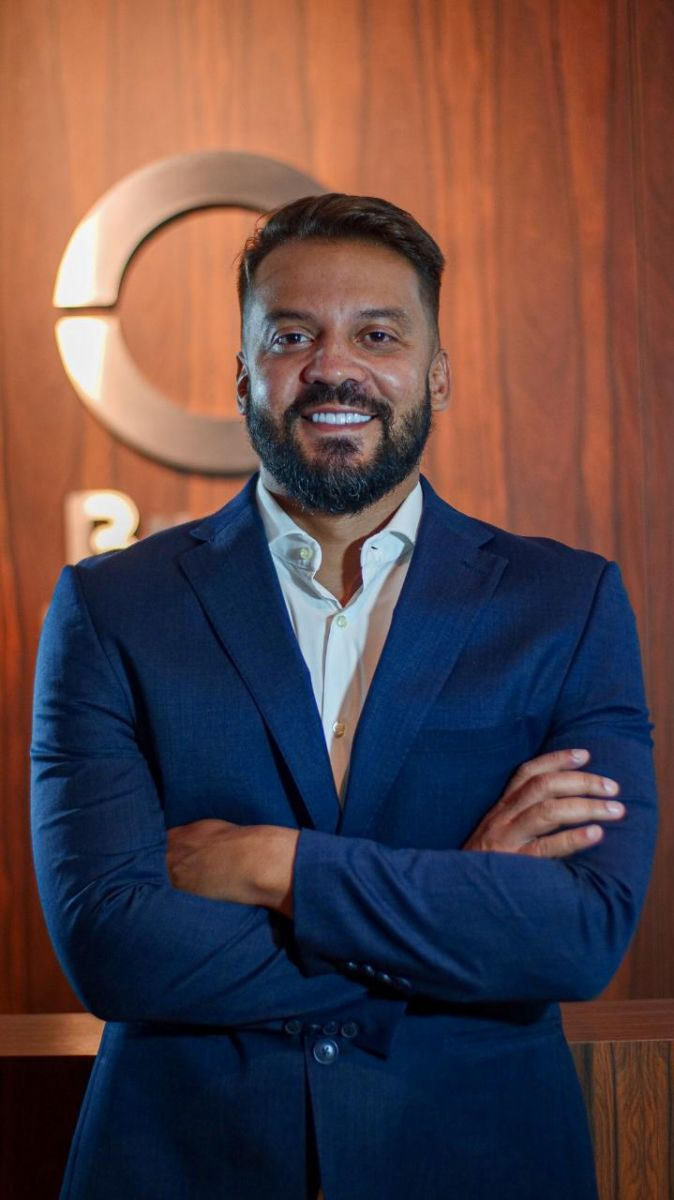 Gustavo Cavalcante informa que a Brasal Incorporações está a caminho do quarto lançamento I Foto: Arquivo Pessoal