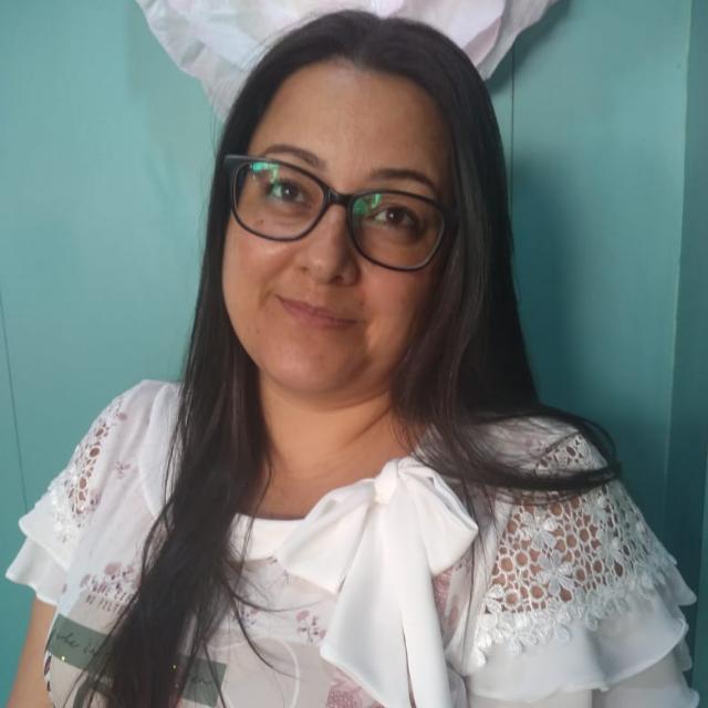 Patrícia Fernandes, captadora de doadores do Hemocentro | Acervo Pessoal
