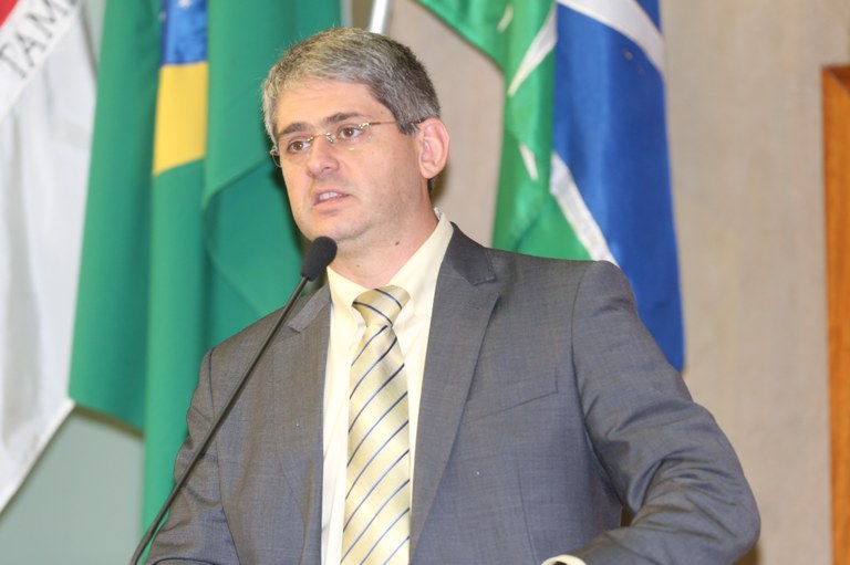 Vereador Felipe Felps Uberlândia