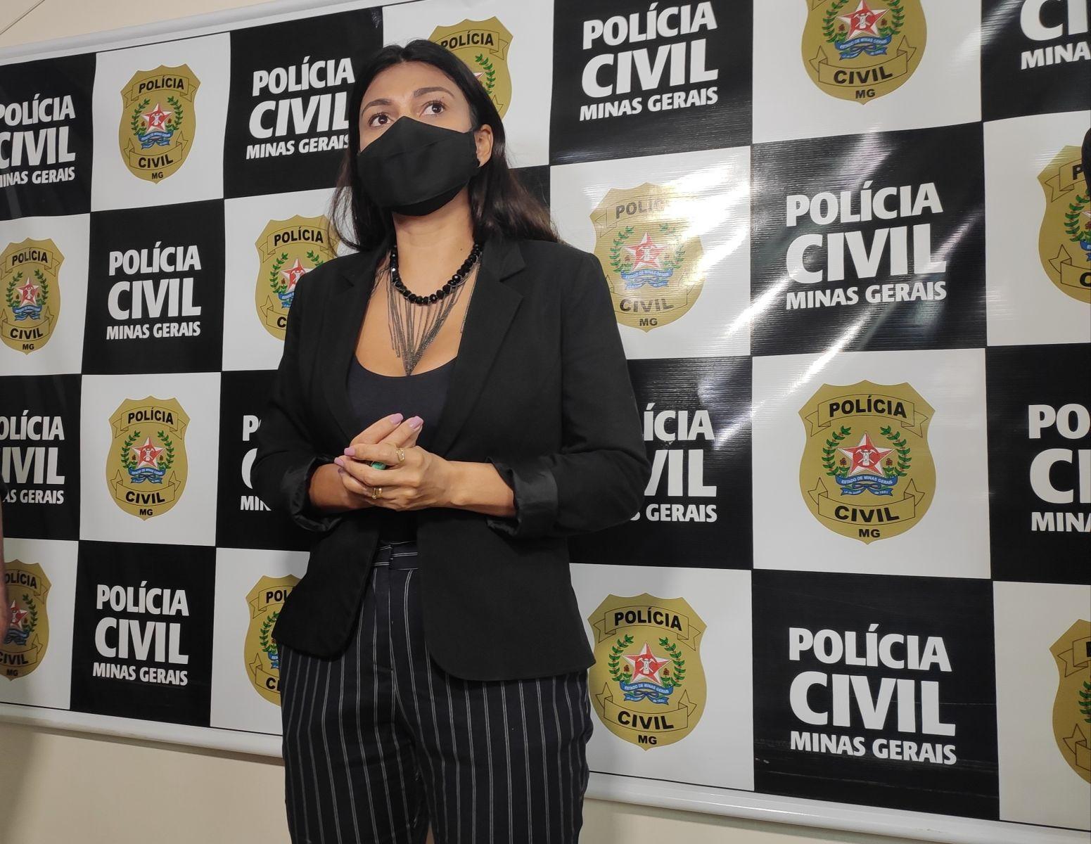 Delegada Lia Valechi deu maiores informações sobre o caso na manhã desta terça-feira (1º)   Foto: Bruna Merlin