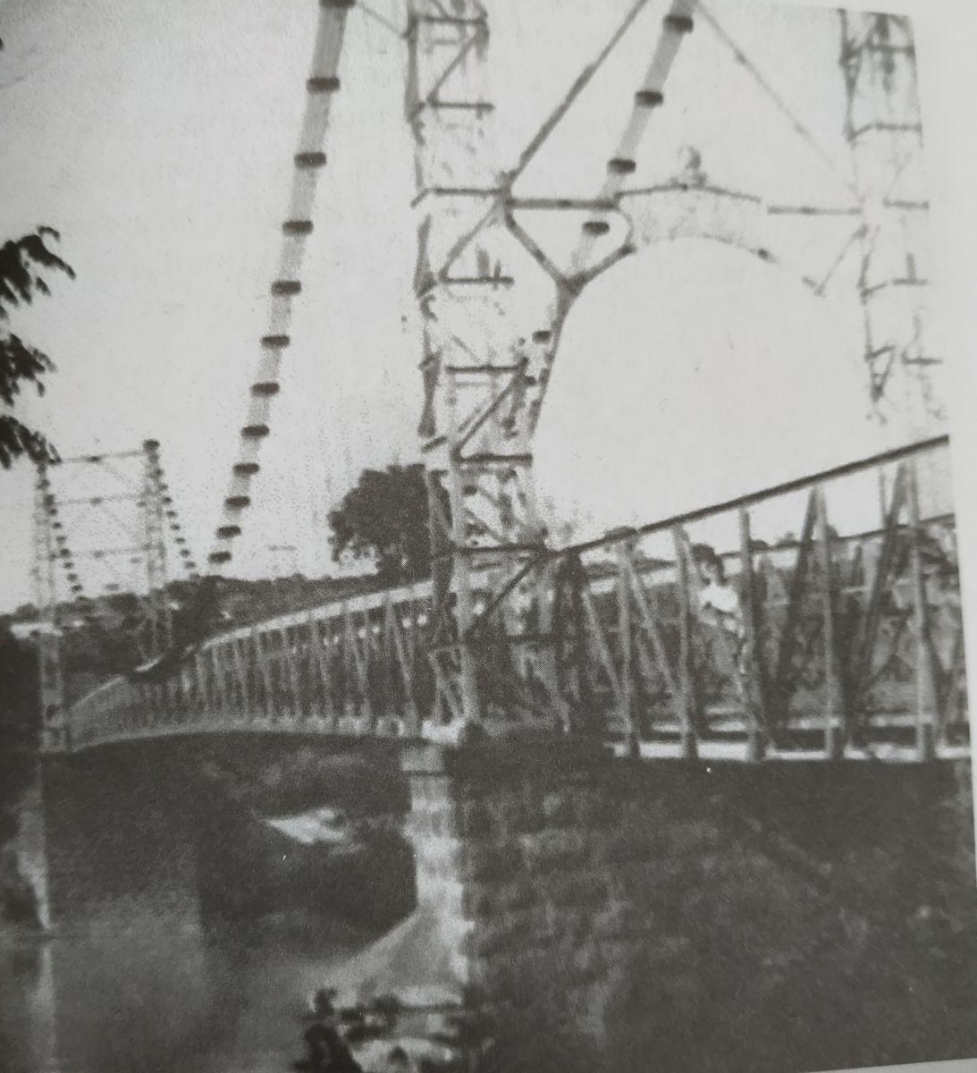 Ponte Afonso Pena foi construída em Itumbiara | Foto: Divulgação