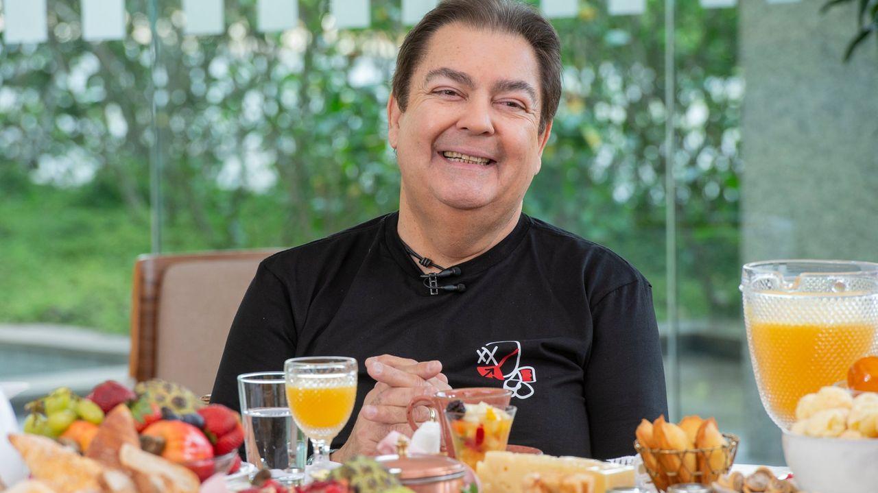 O apresentador Fausto Silva / Foto: Divulgação