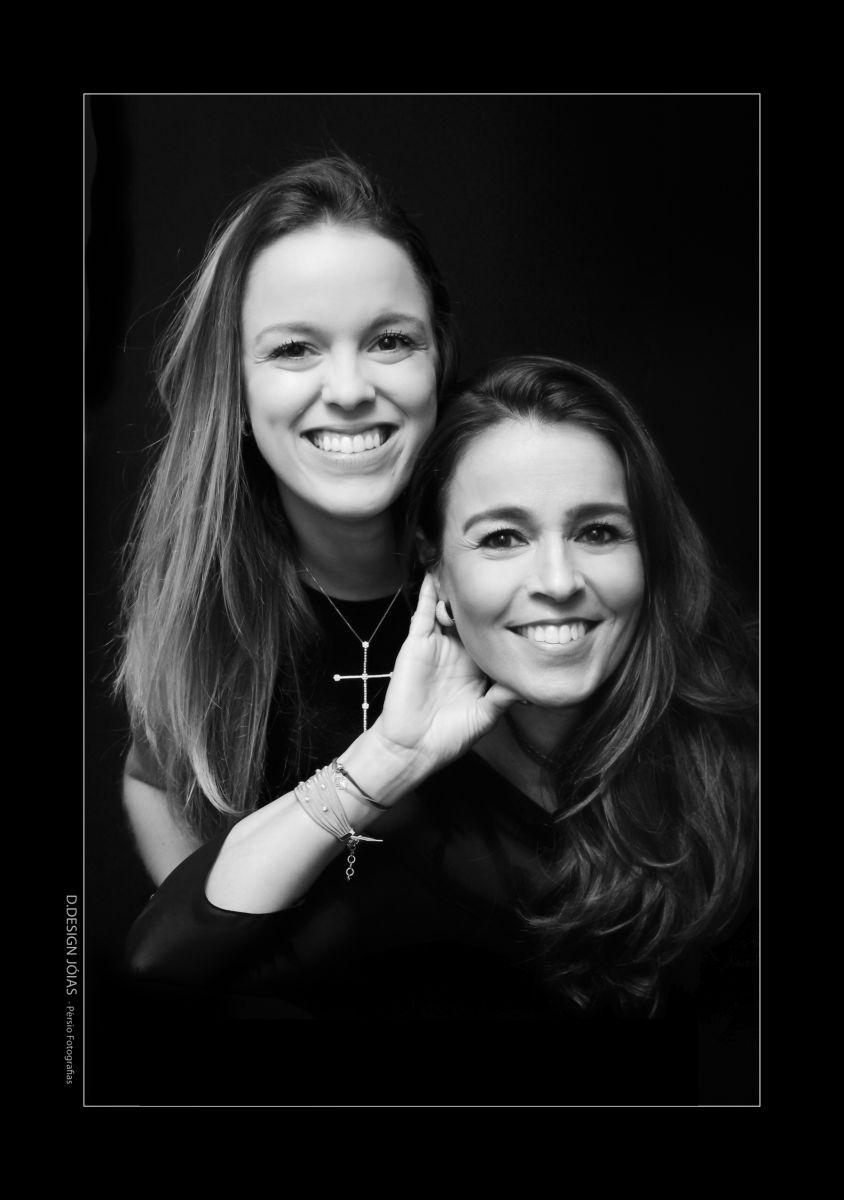 Desfilando elegância, Ana Engler Bicalho e a mãe, Go Engler / Foto: Divulgação
