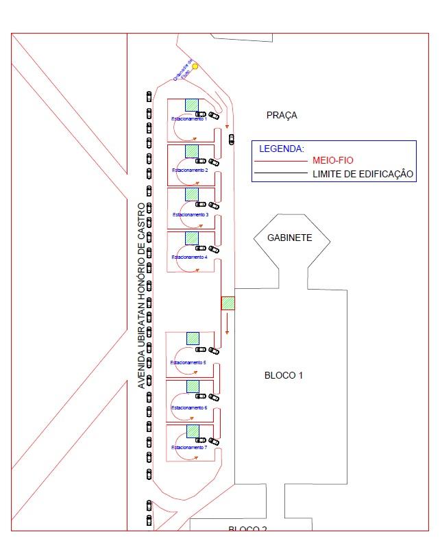 Vacinação será no estacionamento do Centro Administrativo Municipal