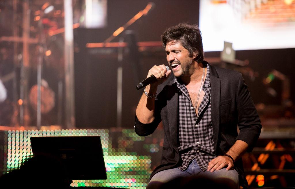 Leo Chaves é um dos amigos convidados para a live do cantor Bruno | Divulgação